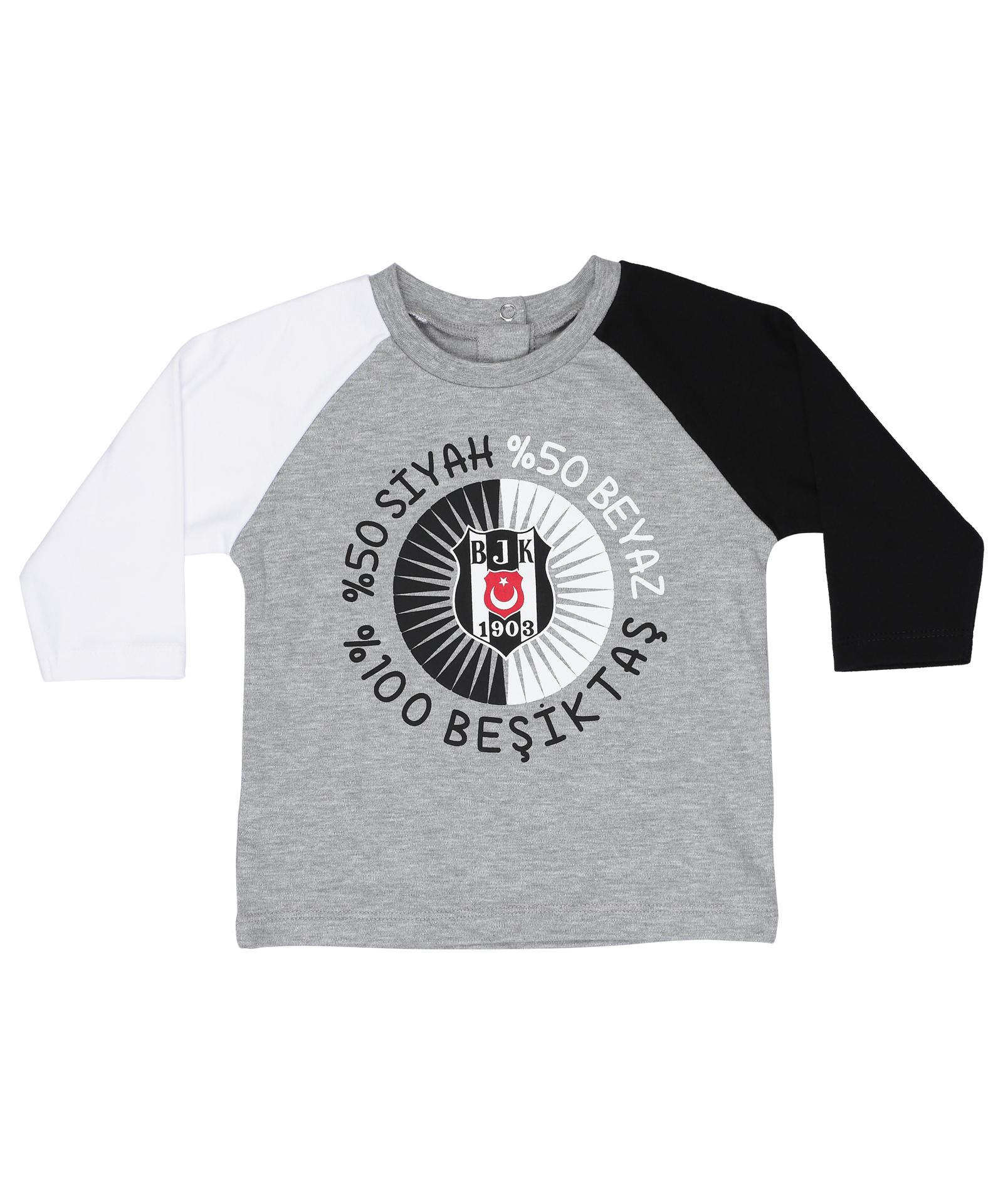 BEŞİKTAŞ BABY T-SHIRT LONG SLEEVE K19-131