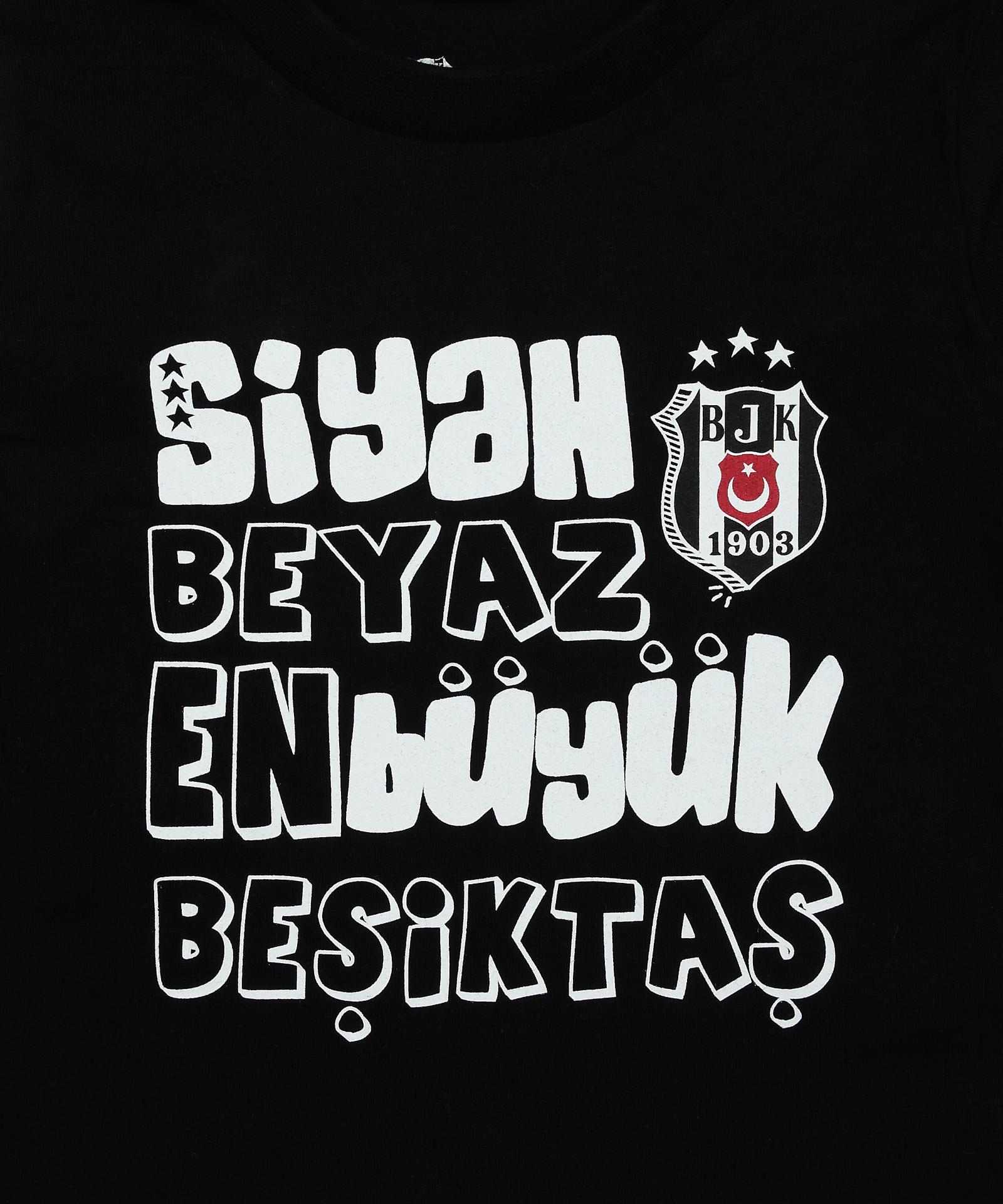 BEŞİKTAŞ BEBEK T-SHIRT-Y21-114
