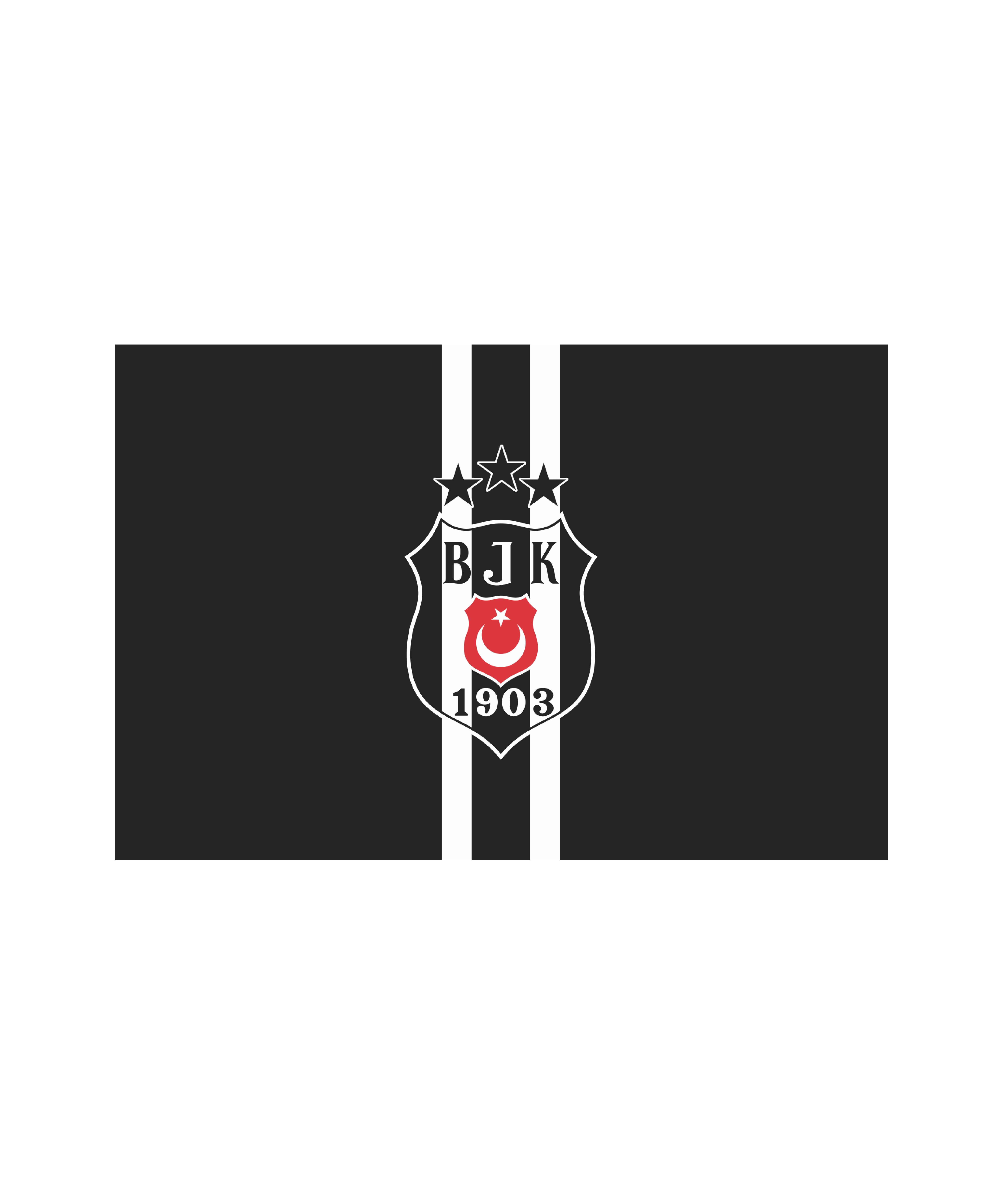 BEŞİKTAŞ D.ŞERİT BAYRAK 100*150