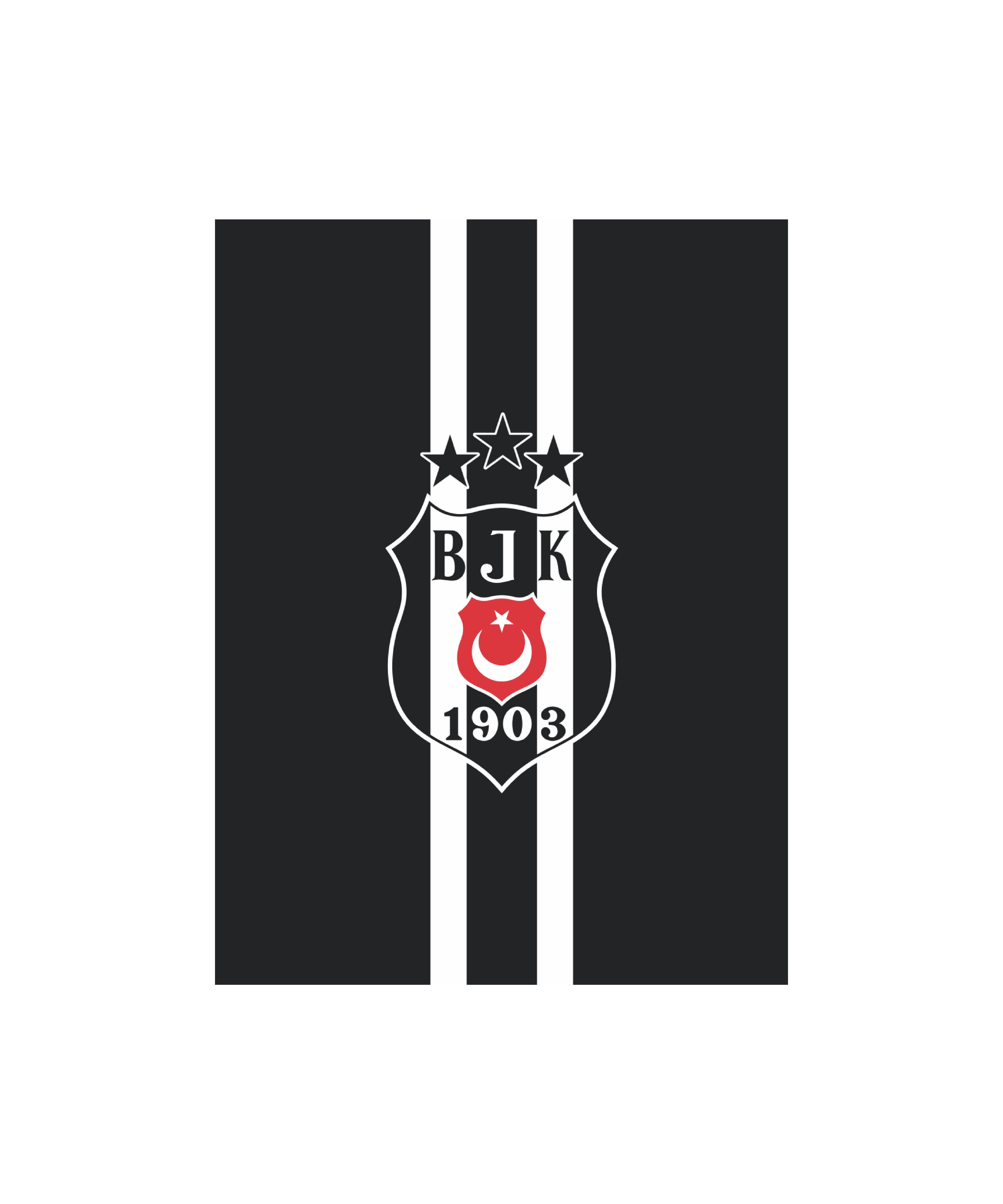 BEŞİKTAŞ D.ŞERİT BAYRAK 200*300