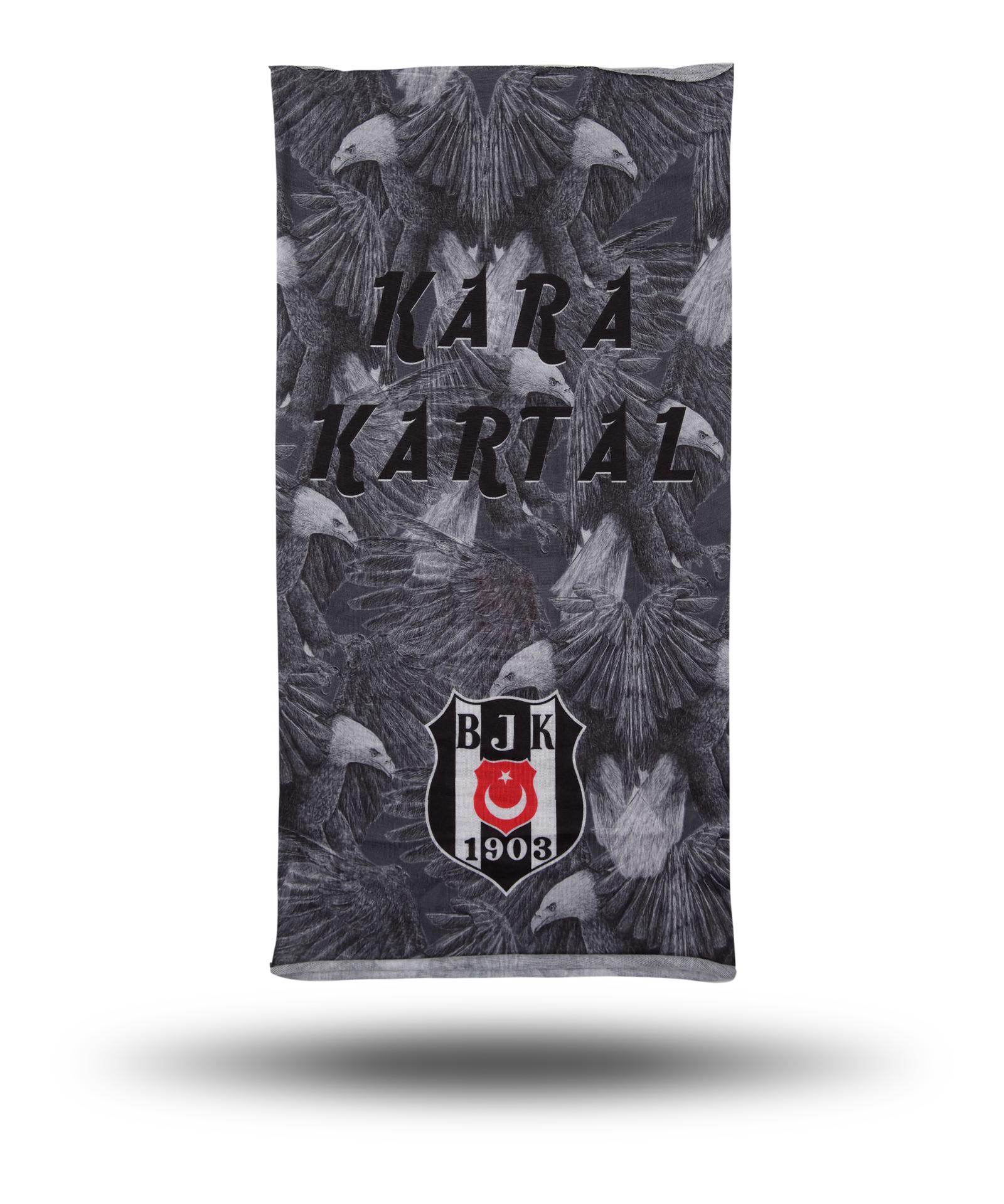 BEŞİKTAŞ KARA KARTAL BANDANA 2102