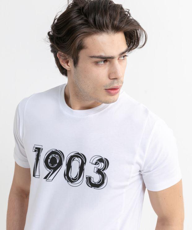 BEŞİKTAŞ 1903 STREET ERKEK T-SHIRT 7020108