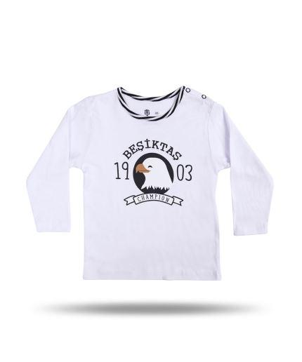 BEŞİKTAŞ EAGLE BABY T-SHIRT 01