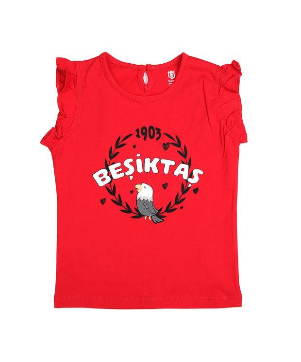BEŞİKTAŞ KIZ BEBEK T-SHIRT Y19-110